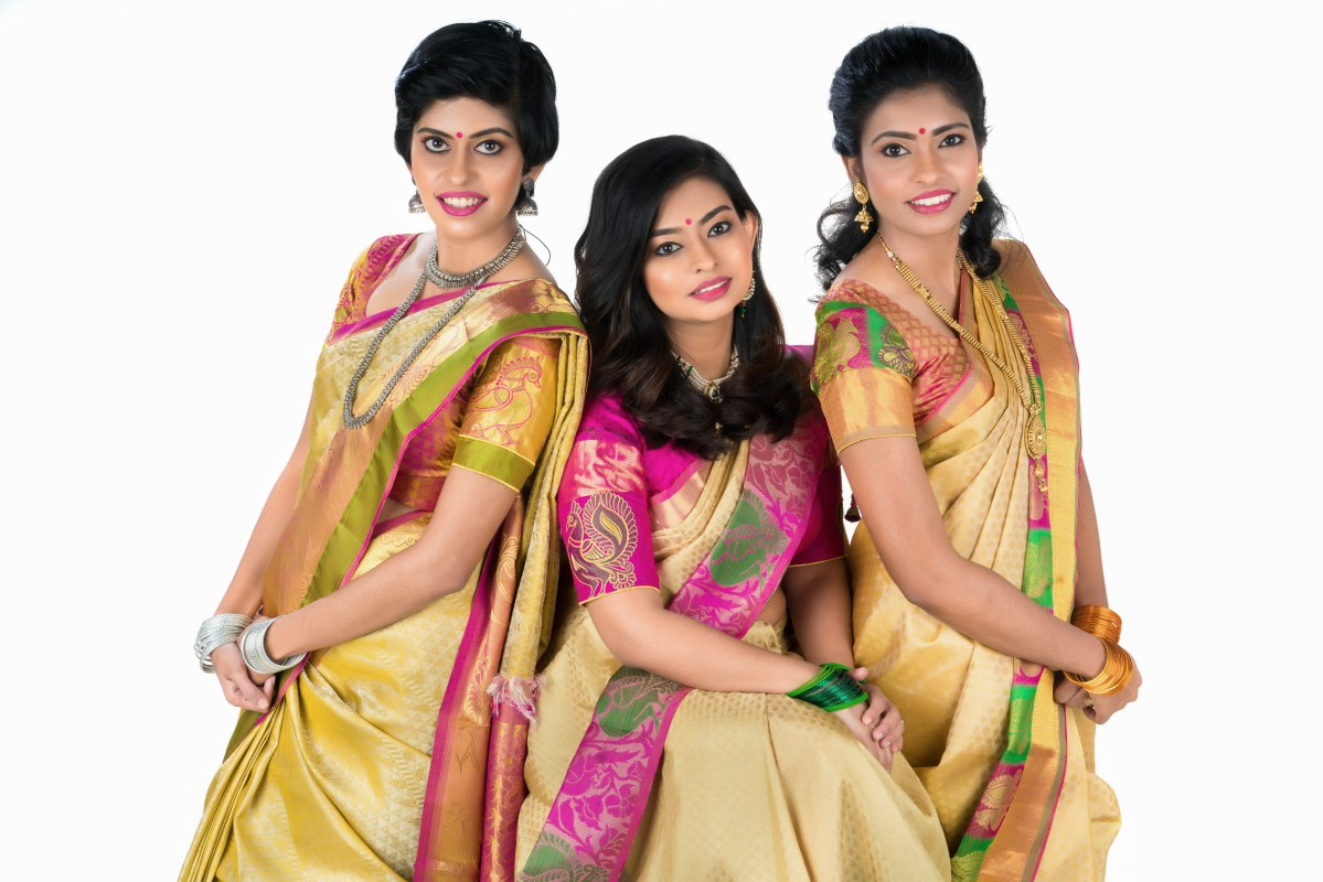 Pattushastra - Sarees and Blouses
